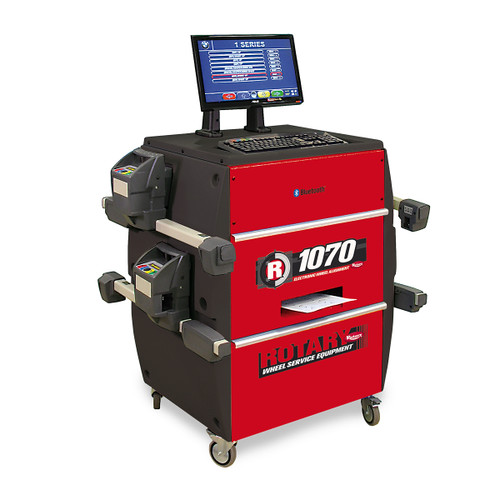 Rotary R1070 Pro CCD Wheel Alignment System