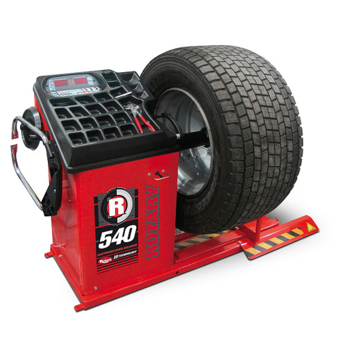 Rotary R540 RTLD Truck 2D Wheel Balancer