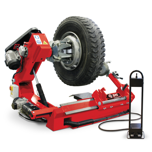 Rotary R511 Heavy Duty Truck Tire Changer
