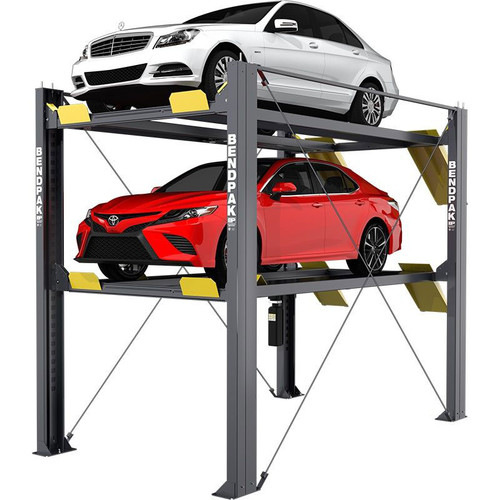 BendPak HD-973P 9,000 and 7,000 Lb. Capacity / Tri-Level Parking Lift / SPECIAL ORDER