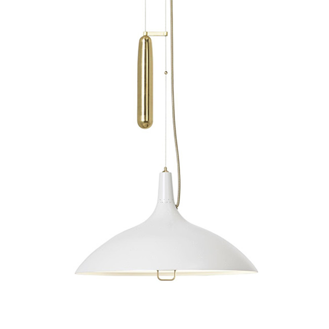 Gubi A1965 Pendant in white