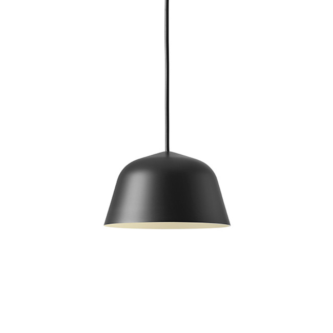 Muuto Ambit Pendant Extra Small in black