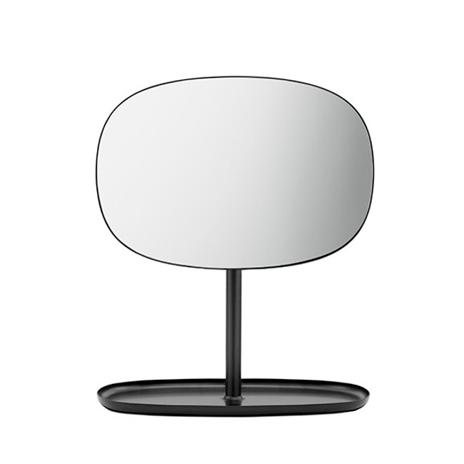 Normann Copenhagen Flip Mirror in Black