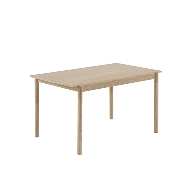 Muuto Linear Wood Table Small