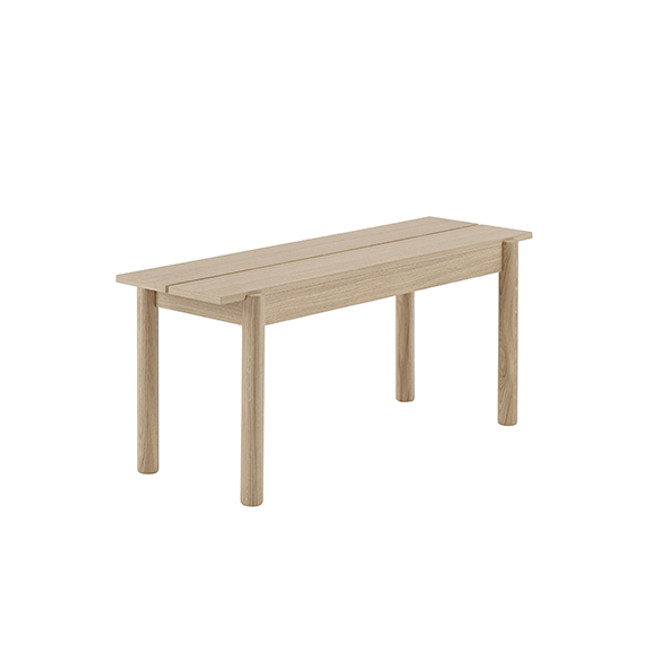 Muuto Linear Wood Bench Small