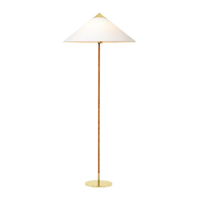 Gubi 9602 Floor Lamp in canvas