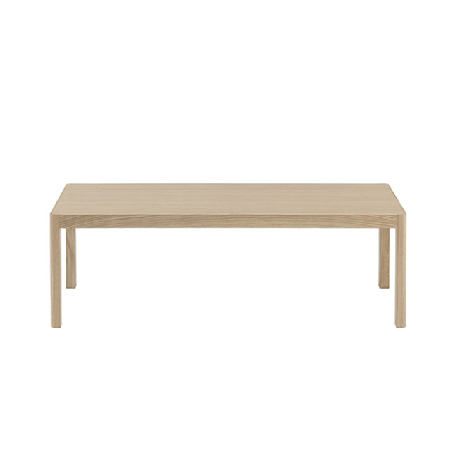 Muuto Workshop Coffee Table in oak