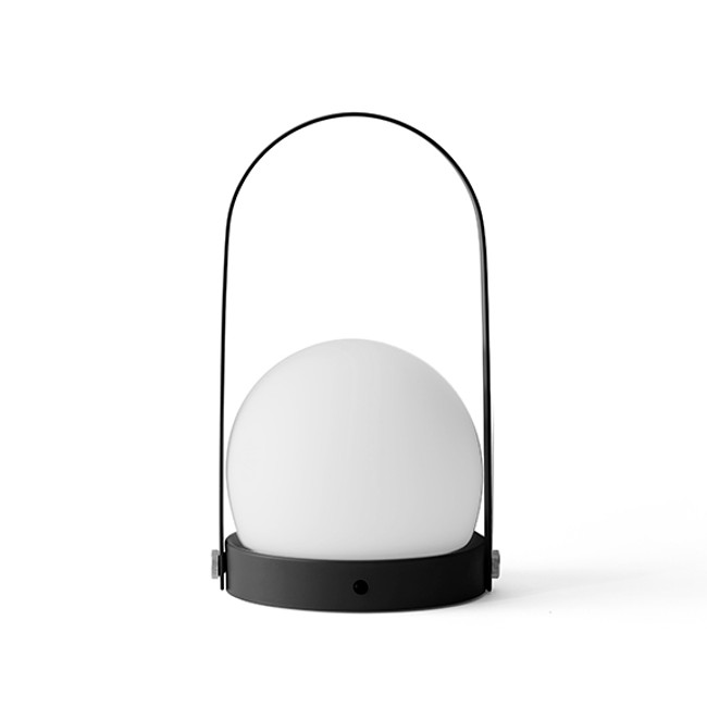Menu Carrie LED Lamp in Black