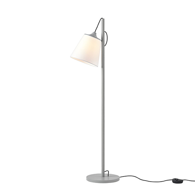 Muuto Pull Floor Lamp Grey