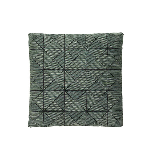 Muuto Tile Cushion in Green