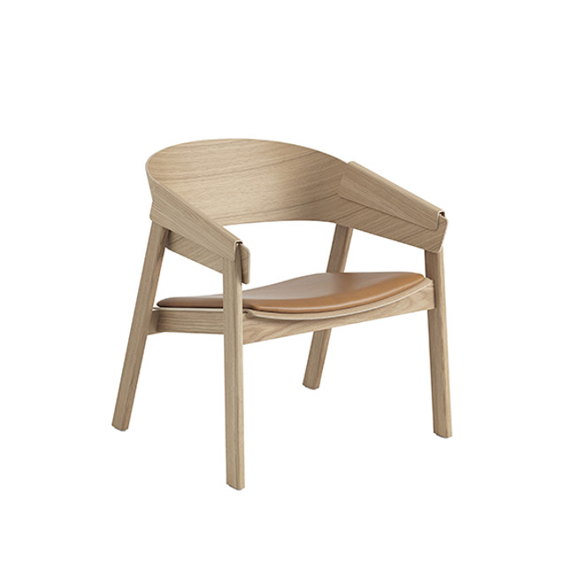 Muuto  |  Cover Lounge Chair Upholstered