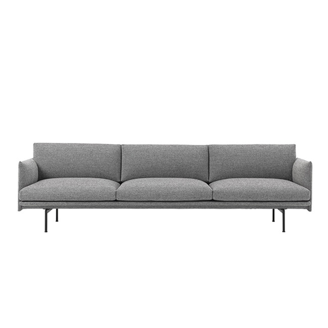 Muuto  |  Outline Sofa 3.5-Seater