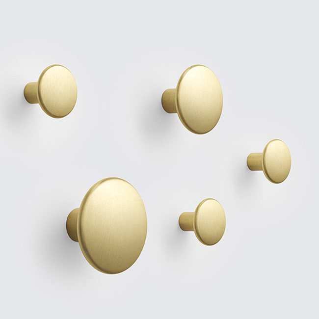 Muuto Metal Dots in brass