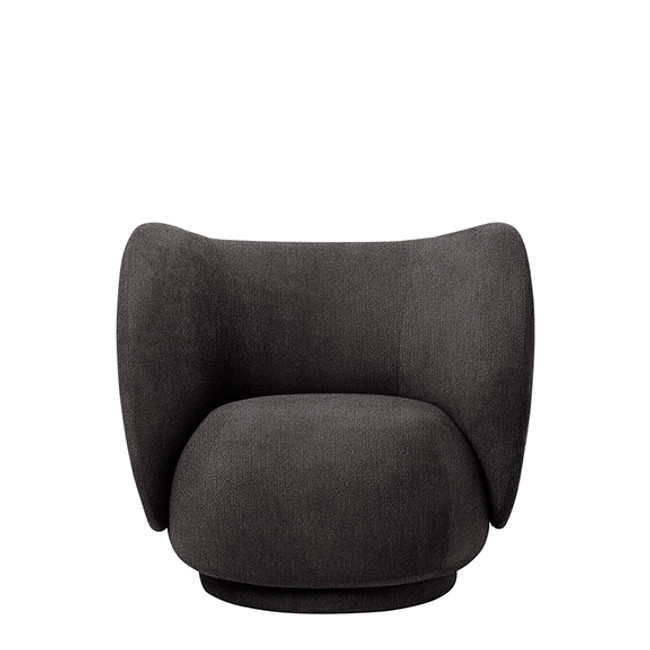 Ferm Living | Rico Lounge Chair Bouclé