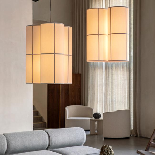 Menu | Hashira Pendant Lamp, Cluster