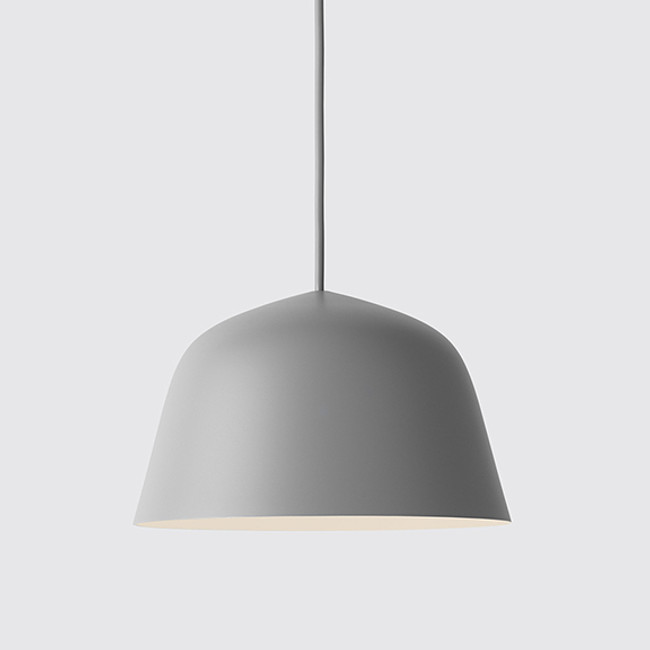 Muuto Ambit Pendant Small in grey