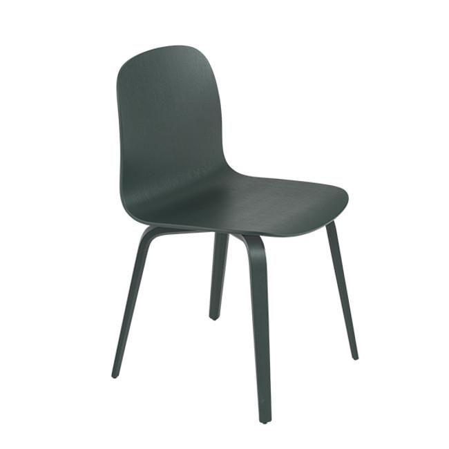 Muuto  |  Visu Chair Dark Green