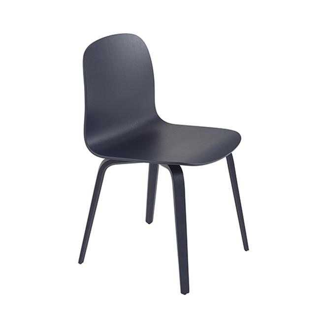 Muuto  |  Visu Chair Midnight Blue