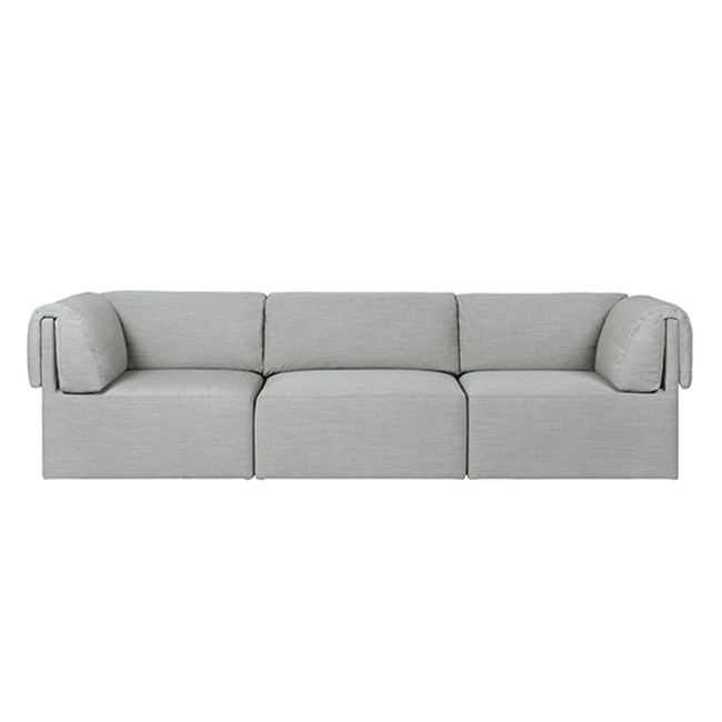 Gubi  |  Wonder Sofa 3-Seater