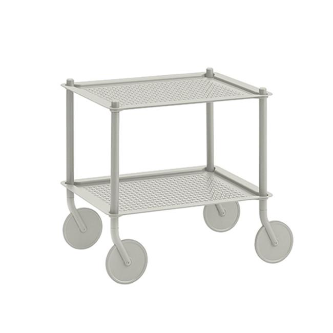 Muuto  |  Flow Trolley Grey 2-Layer