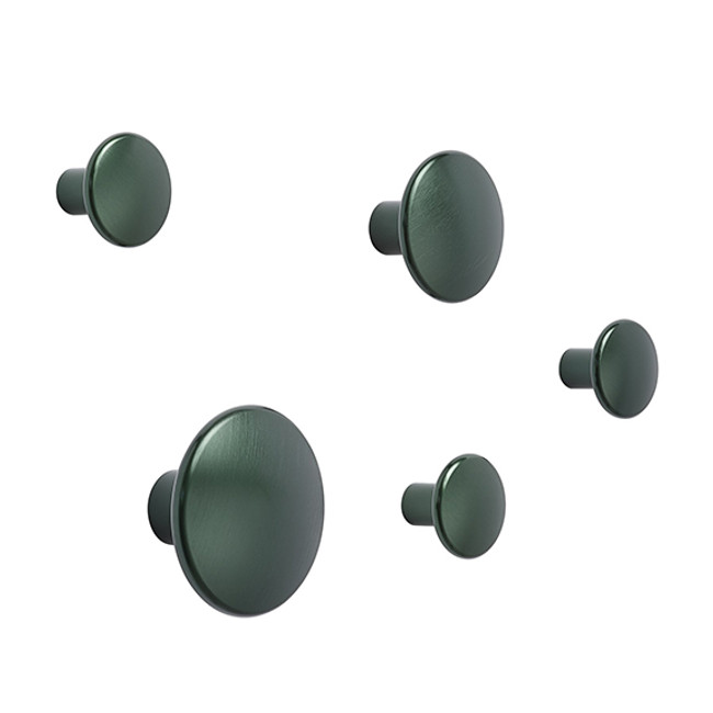 Muuto  |  Metal Dots Dark Green