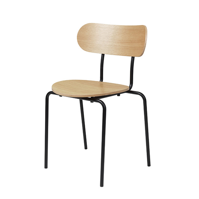 Gubi  |  Coco Chair Stackable