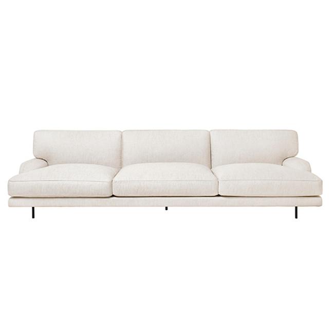 Gubi  |  Flaneur Sofa 3 Seater
