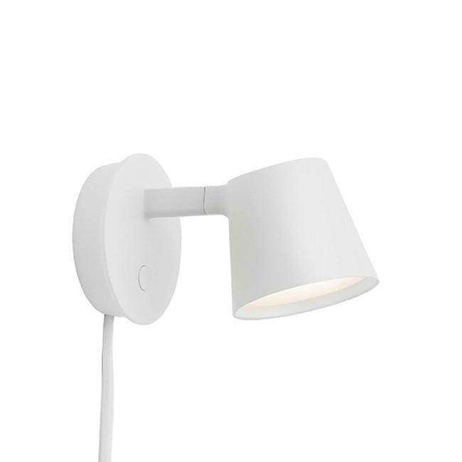 Muuto  |  Tip Wall Lamp White