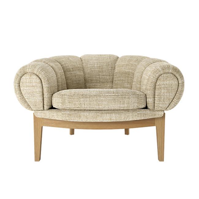 Gubi  |  Croissant Lounge Chair