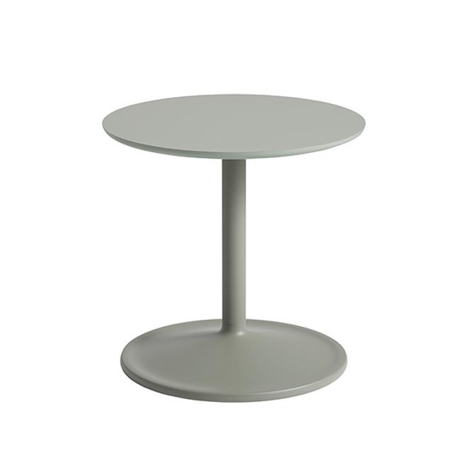 Muuto  |  Soft Side Table Dusty Green
