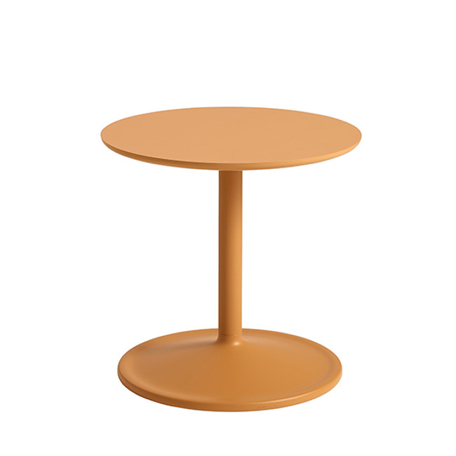 Muuto  |  Soft Side Table Orange