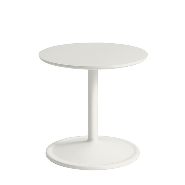 Muuto  |  Soft Side Table Off-White