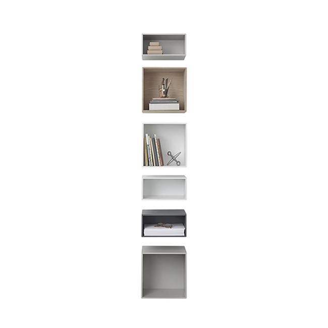 Muuto  |  Mini Stacked Shelf System