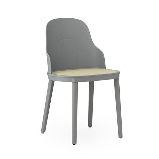 Normann Copenhagen  |  Allez Chair Molded Wicker