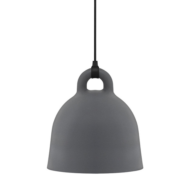 Bell Lamp by Normann Copenhagen in grey