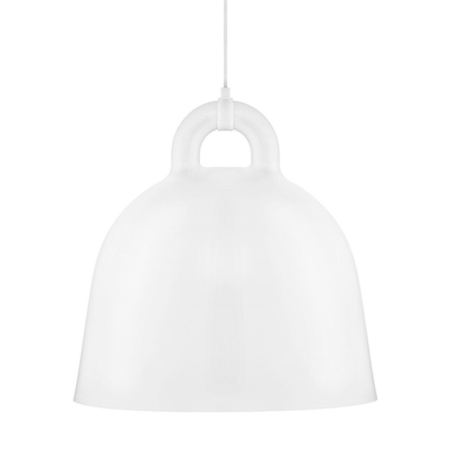 Normann Copenhagen Bell Lamp in White