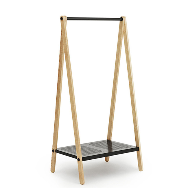 Normann Copenhagen Toj Clothes Rack Small - Grey