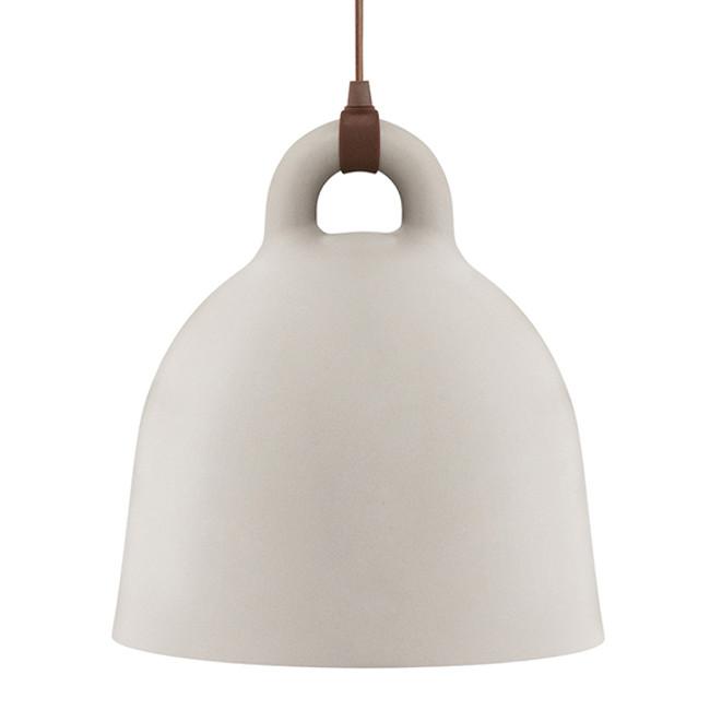 Nomann Copenhagen Bell Lamp in sand