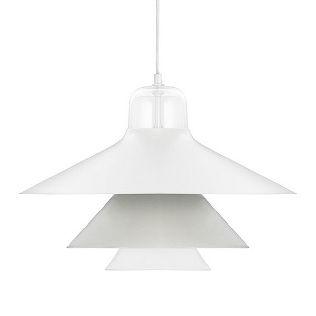 Normann Copenhagen Ikono Lamp Large in grey