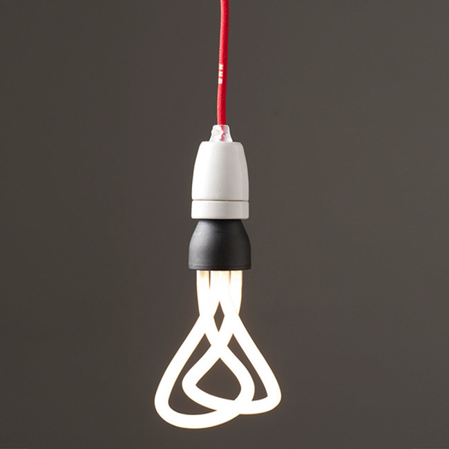 NUD Collection  |  Cord & Socket With Plumen Bulb, Combination Set