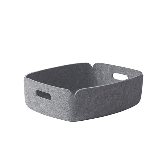 Muuto Restore Tray in grey