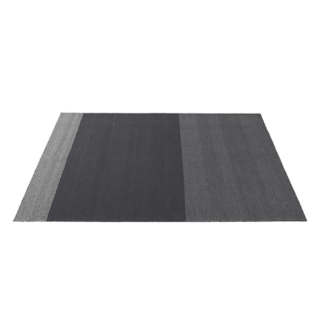 Muuto Varjo Rug in dark grey