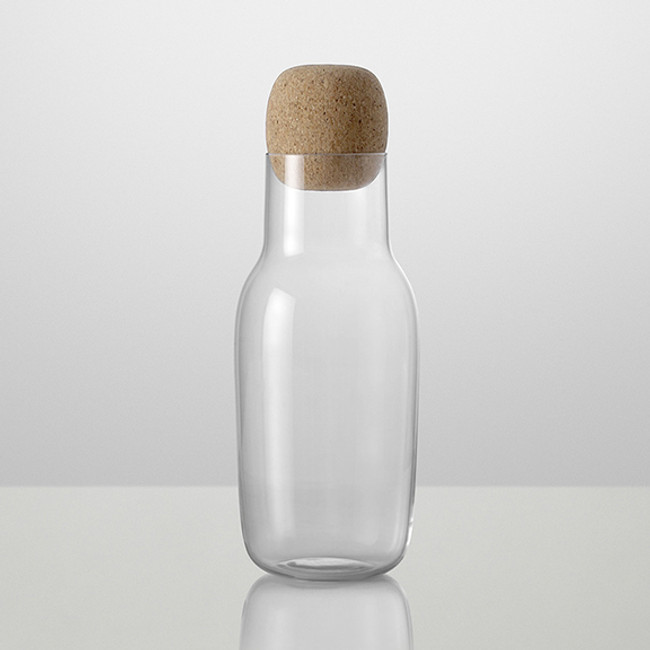 Muuto Corky Carafe in clear