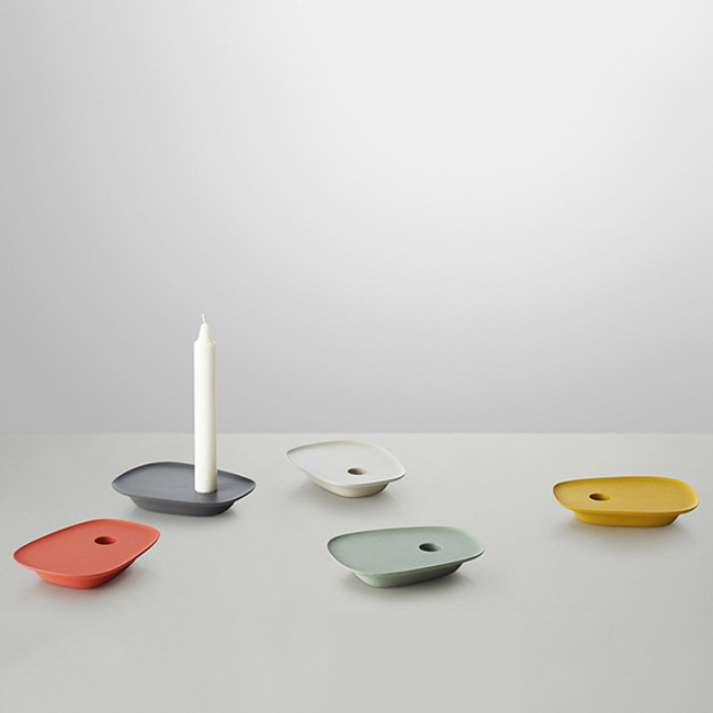 Float Candlesticks by Muuto work well in groups