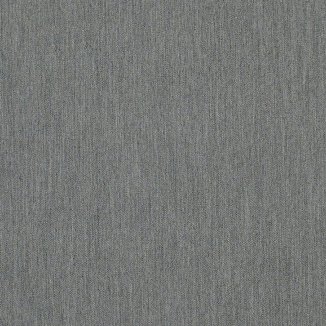 The Sunbrella Natte Smoky Chine fabric comes in a beautiful shade of grey.