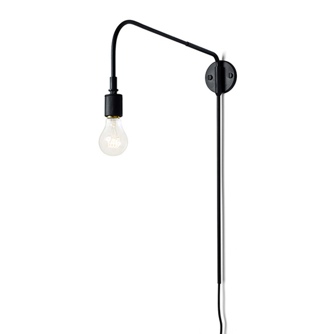 Menu Warren Lamp in Black