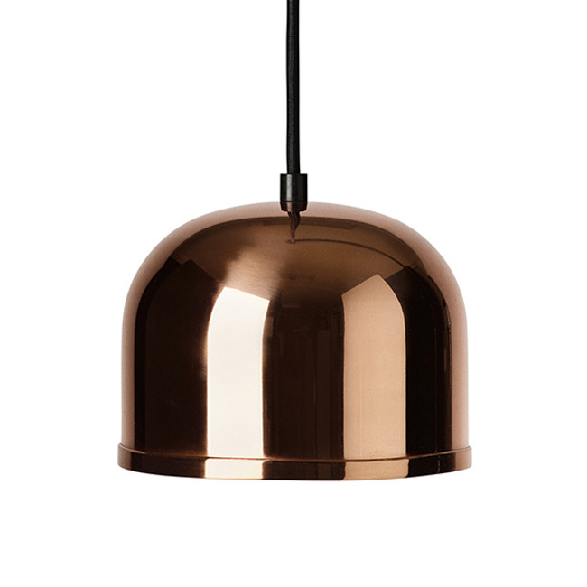 GM 15 Metallic Pendant in copper