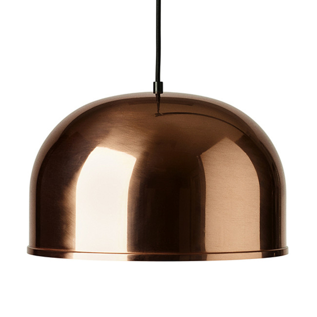 GM 30 Metallic Pendant in copper