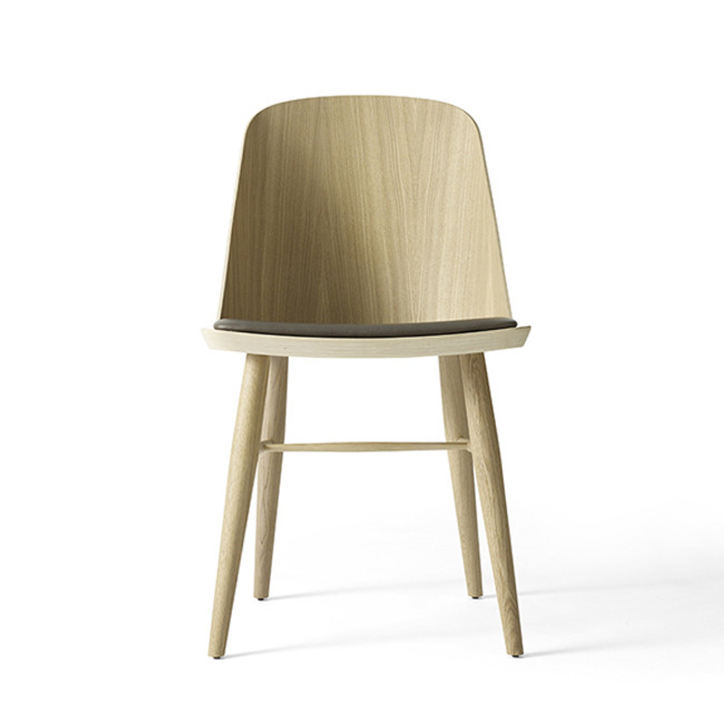 Synnes Chair in Natural Oak/Grey Brown