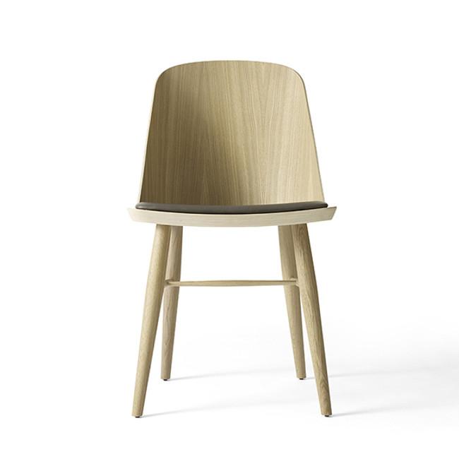 Synnes Chair in Natural Oak/Grey Brown